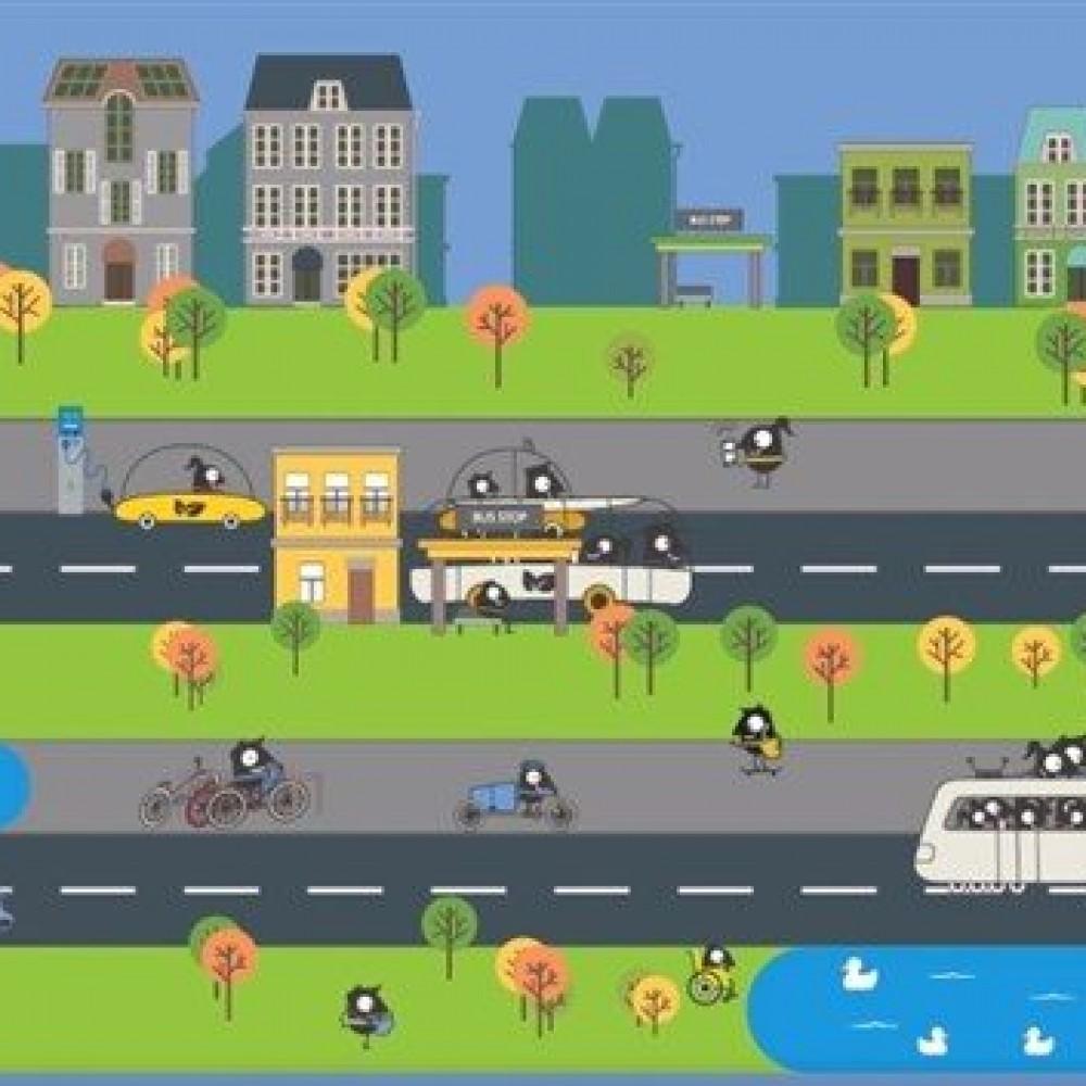 Σχέδιο Βιώσιμης Αστικής Κινητικότητας ( ΣΒΑΚ) στην αστική και τουριστική ζώνη της ΠΕ Ηρακλείου