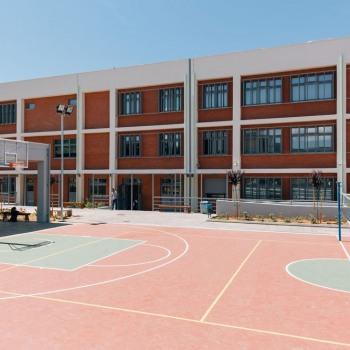 Ανέγερση κοινωφελών κτιρίων εκπαίδευσης και υγείας