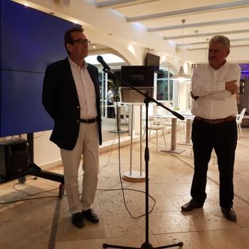 Εκδήλωση της Ένωσης Δημάρχων Κρήτης στη Χερσόνησο
