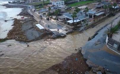 Επιστολή της ΕΝΔΗΚ στον Πρωθυπουργό για την αποκατάσταση των ζημιών από τις πλημμύρες στην Κρήτη